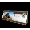 Asztali naptár széles kivitelben