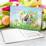 Egyedi húsvéti képeslapok
