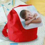 Egyedi fényképes gyerek hátizsák