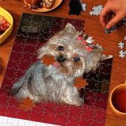 Egyedi fényképes puzzle - A5 méretben