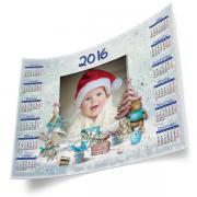 Egyedi fényképes éves naptár 104.
