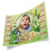 Egyedi fényképes éves naptár 108.