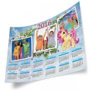 Egyedi fényképes éves naptár 129.