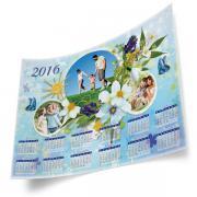 Egyedi fényképes éves naptár 138.
