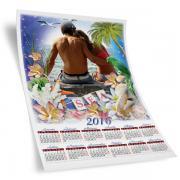 Egyedi fényképes éves naptár 69.