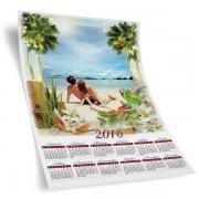 Egyedi fényképes éves naptár 70.