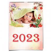Szolid 5. egyedi fényképes fali naptár - A4 méretben