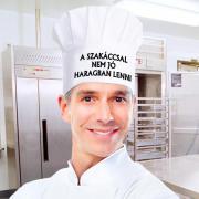 Vicces szakácssapka - A szakáccsal nem jó haragban lenni