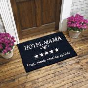 Vicces lábtörlő - Mama Hotel