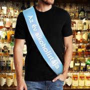 Az év alkoholistája szalag